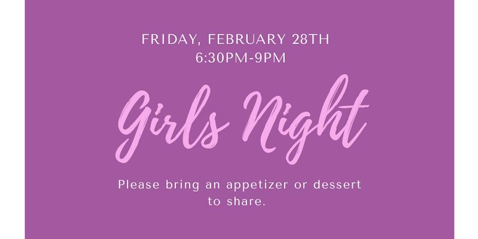 CP Women Girls Night