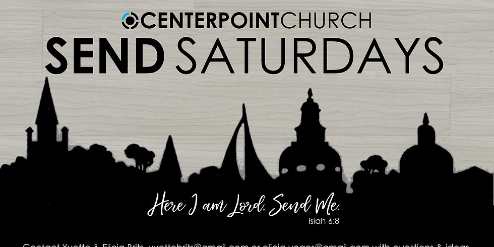 All Church Send Saturday