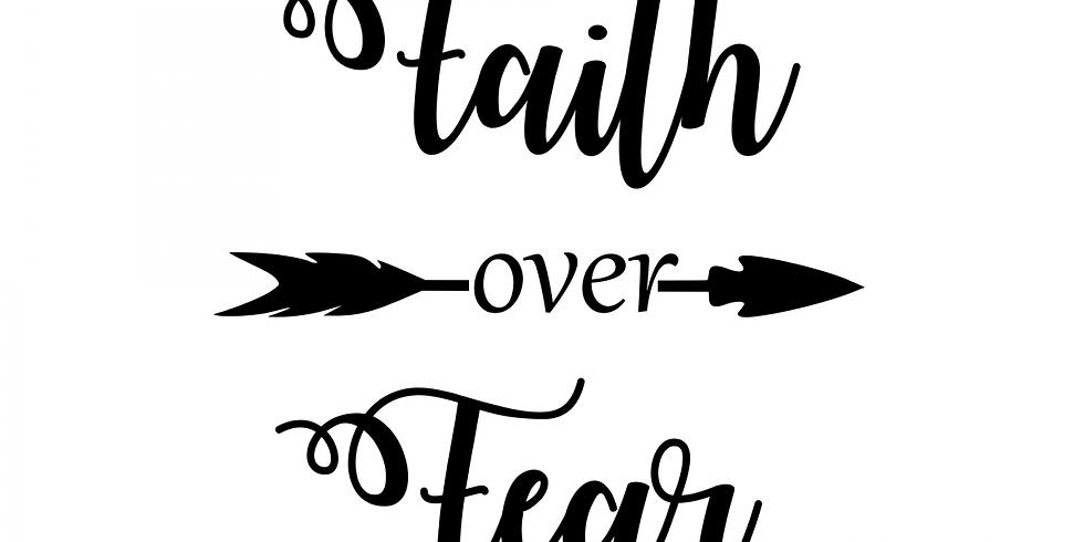 Women's Event: Faith Over Fear