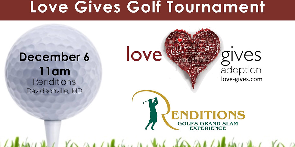 Loves Gives Golf Tournament