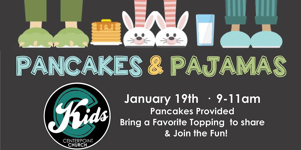 CKids Pancakes & PJs