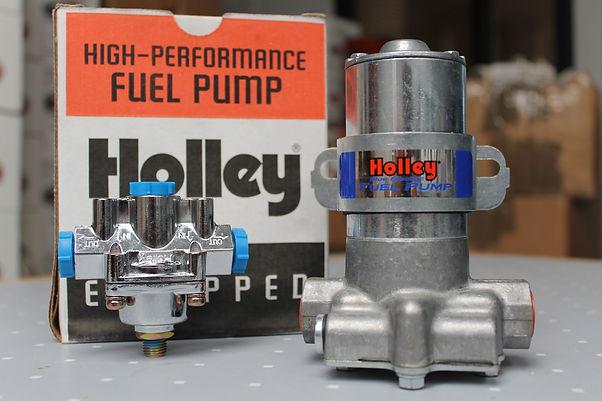 Bomba de combustible Holley