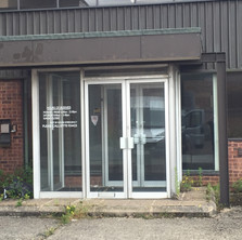 Front Entrance (Before)
