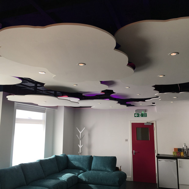 Bespoke Ceiling Design