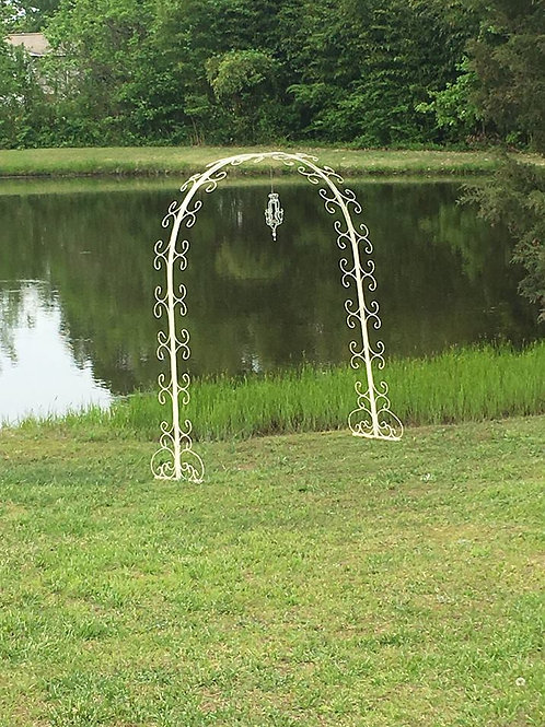 Small Metal Arch