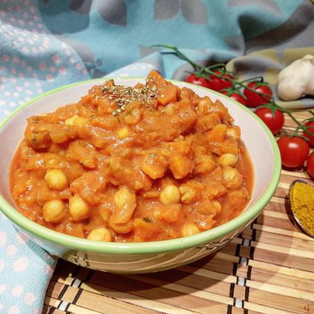 Miri-féle Sütőtökös Curry