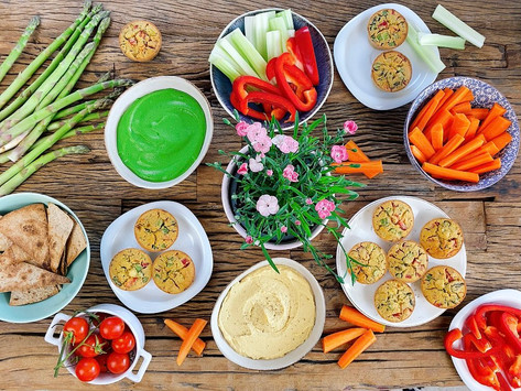 Húsvéti menü - teljes értékű növényi receptekkel