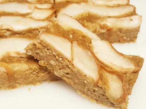 Fahéjas Sütőtökös Pite - Gluténmentesen