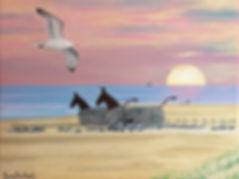 Blvand strand muldyr.jpg