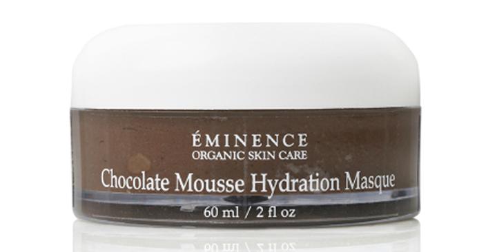 Masque Hydratant Mousse au Chocolat