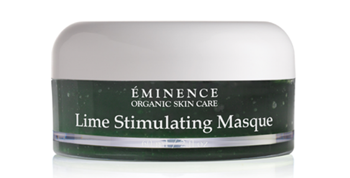 Masque Stimulant à la Lime