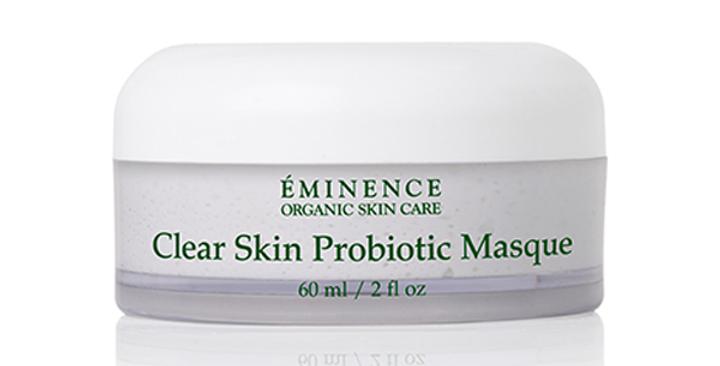 Masque Probiotique Peau Claire
