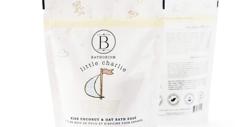 Little Charlie Coconut and Oat soak