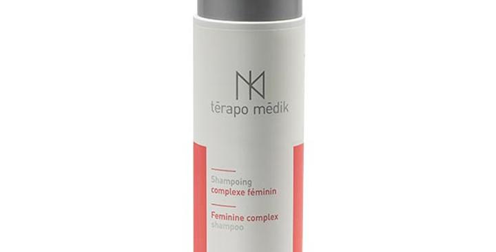 Shampoing Complexe Féminin/Cheveux fins et Clairsemés