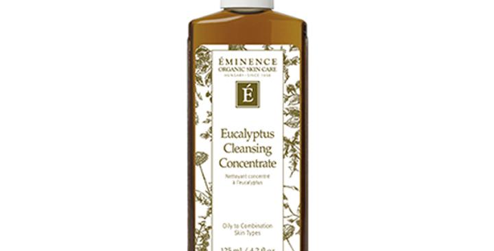 Nettoyant concentré à l'Eucalyptus