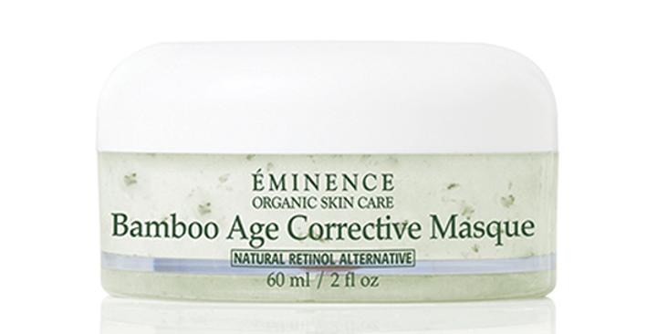 Masque Anti-Âge Bambou