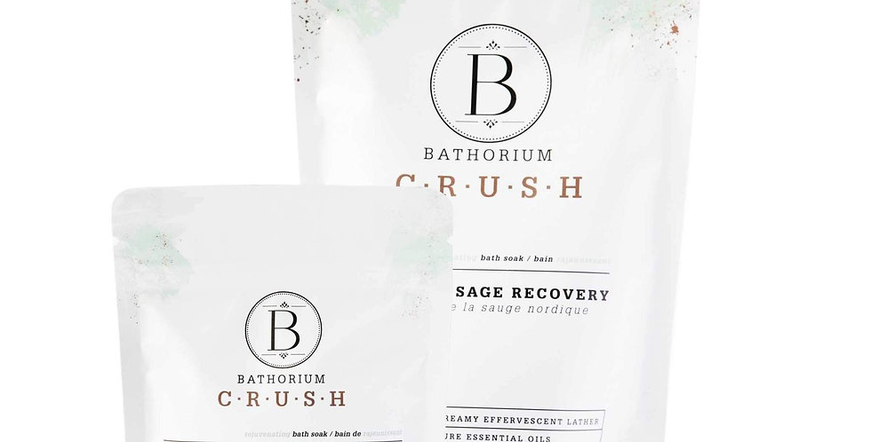 Northern Sage Recovery CRUSH