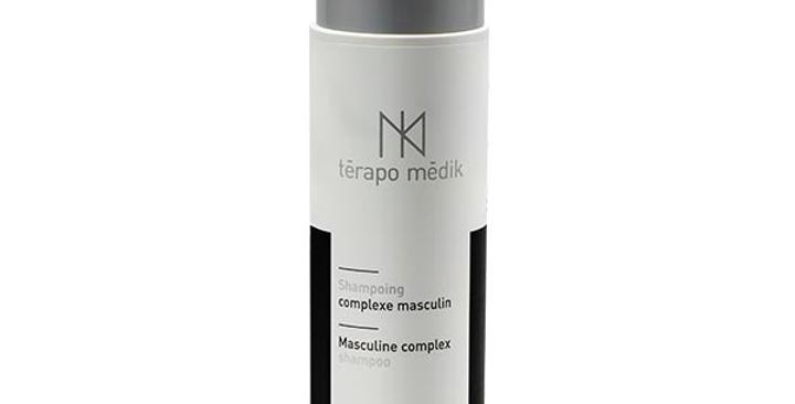 Shampoing Complexe Masculin/Contrôle Densité