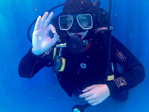 Open WaterScuba Diver
