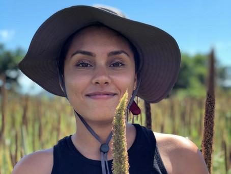 Conoce a Sofía González-Martínez, Estudiante Graduada en Horticultura