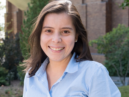 Meet Dr. Carolina Mazo-Molina, Plant Pathology Researcher