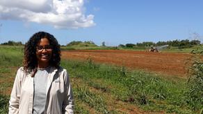 Conoce a Zoelie Rivera-Ocasio, asociada de investigación en ciencias del suelo