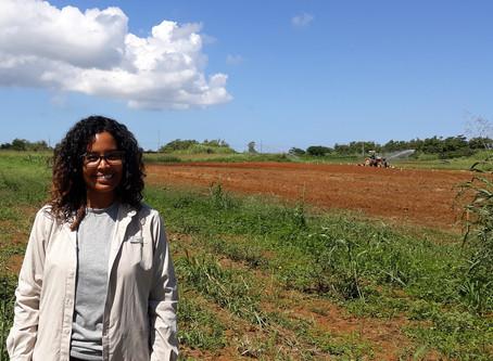 Meet Zoelie Rivera-Ocasio, Soil Science Research Associate