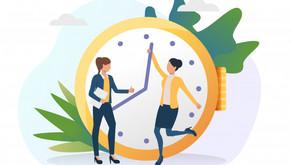 ¿Quieres dominar tu tiempo? ¡5 consejos para empezar!