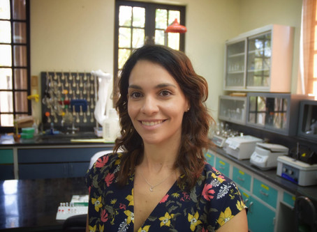 Meet Stephanie Cosme-Reyes M.Sc., Research Laboratory Technician at the USDA-ARS TARS in Puerto Rico