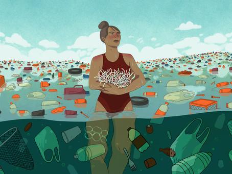 Reduce, Reusa y Reduce Plástico