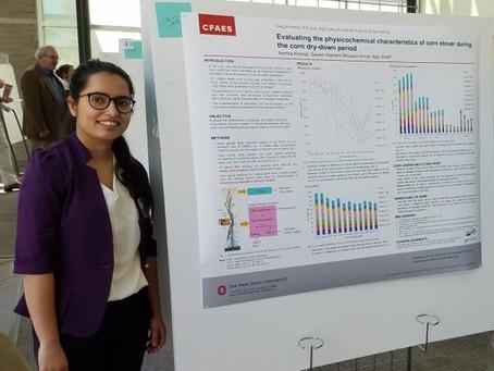 Meet Asmita Khanal, Ag Engineering Ph.D. Student 