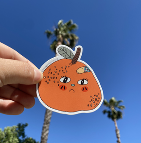 Plant Pathology Sticker