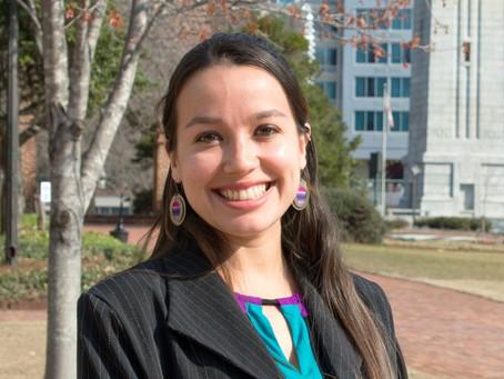 Meet Dr. Verónica M. Negrón-Pérez, Assistant Researcher