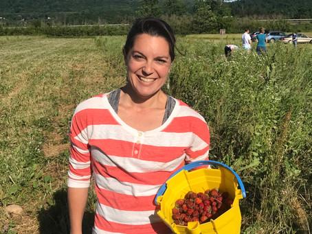 Meet Dr. Laura-Anne Minkoff-Zern, Food Studies Assistant Professor