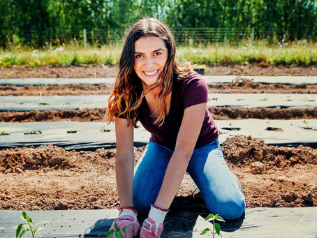 Meet Alejandra Rodríguez-Jaramillo, Future Plant Pathologist
