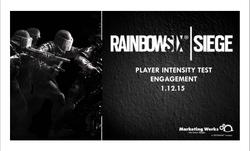 Ubisoft | Rainbowsix Siege