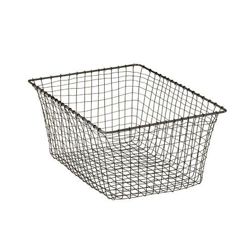 """Wire Marche Basket (Rectangular) 13"""" x 9"""" x 5-1/2"""""""