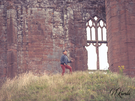 Kenilworth Castle and Elizabetan Garden family day out.
