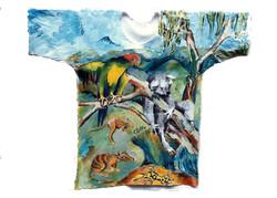 SOLD.T-Shirt Design. 1988.