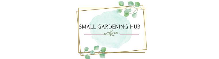 Copy of Copy of SMALL GARDENING HUB logo