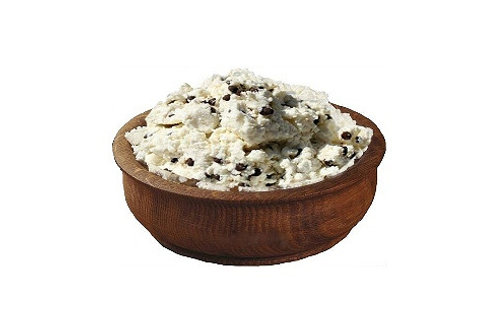 Десерт творожный с изюмом 15% 5 кг ведро ТМ Пані Хуторянка