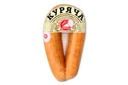 "Колбаса п/к ""Куриная"" 400 г ТМ Наші Ковбаси"