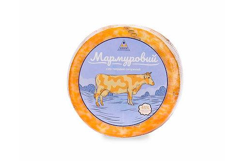 "Сыр сычужный ""Мраморный"" 45% ТМ Білозгар"