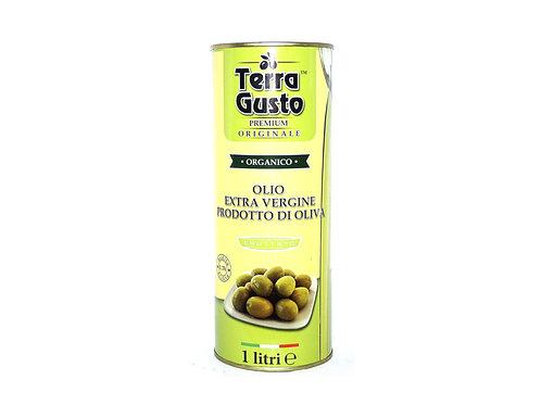 Масло оливковое ж/б 1 л