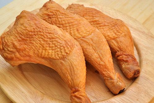 Окорочек куриный копченый 1 кг ТМ Сегрос