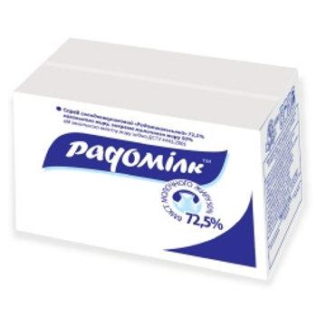Спред растительно-сливочный 72,5% (50% молочного жира) 5 кг ТМ Радомілк