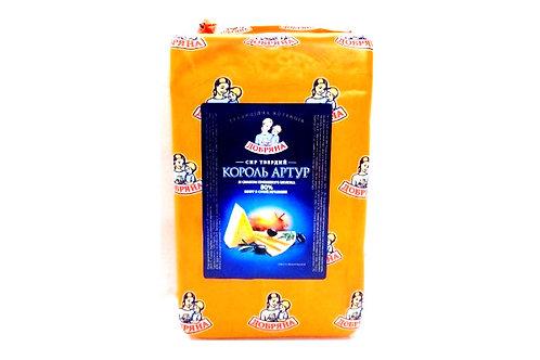 "Сыр ""Король Артур"" 50% 1,4 кг ТМ Добряна"