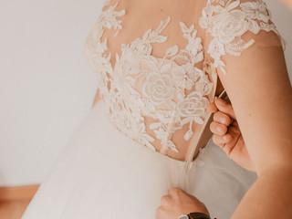 Como elegir el vestido de novia perfecto para tu cuerpo