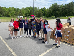 """""""Food For Families"""" Food Box Drive 5/13/2021"""