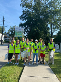 Road Clean Up 6/26/2021